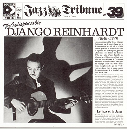- The Indispensible Django Reinhardt (1949-1950)