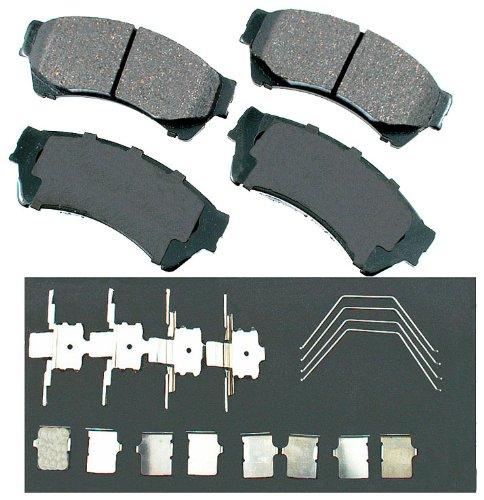 Akebono ACT1164 ProACT Ultra-Premium Ceramic Brake Pad Set