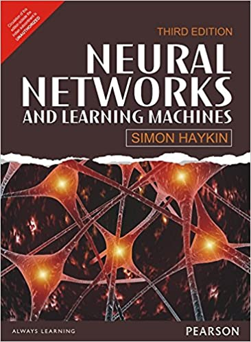 Book Neural Networks And Learning Machines