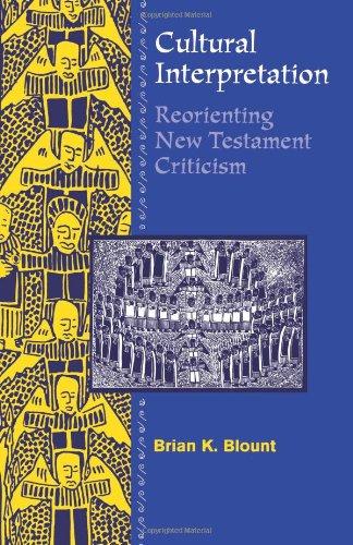 Download Cultural Interpretation (Reorienting New Testament criticism) pdf epub