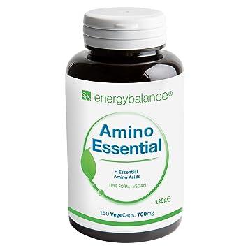 Amino 9 essential | Essential Amino Acid Complex Capsules ...
