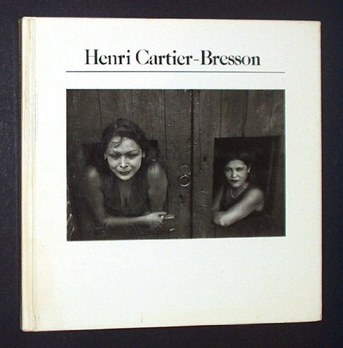 Henri Cartier Bresson (Aperture History of Photography; Book 1)