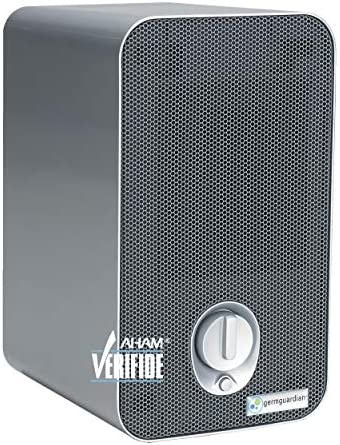 GermGuardian AC4100 3-in-1 HEPA Air Purifier System with UV ...
