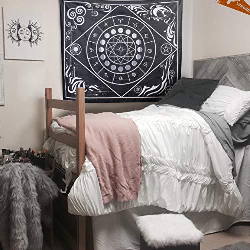 Tarot Cloth and Moon Tapestry Bundle by Hidden Crystal Tarot (Image #6)