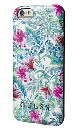 Guess Flowers Print Collection TPU Case for iPhone 6/6S - 4.7
