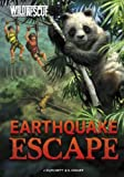 Earthquake Escape, Jan Burchett, 1434245926