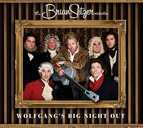 Top 10 recommendation brian setzer orchestra wolfgang for 2019