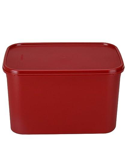 Para frutas y verduras Caja de almuerzo de microondas Plástico sellado Crisper Fruta Crisper Rectangular Mini