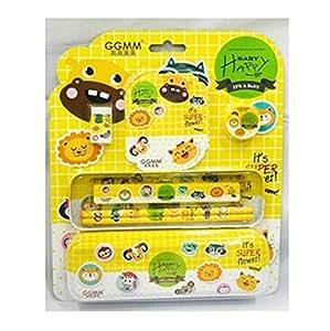 Stationery Set School Supplies For Children 6 Sets