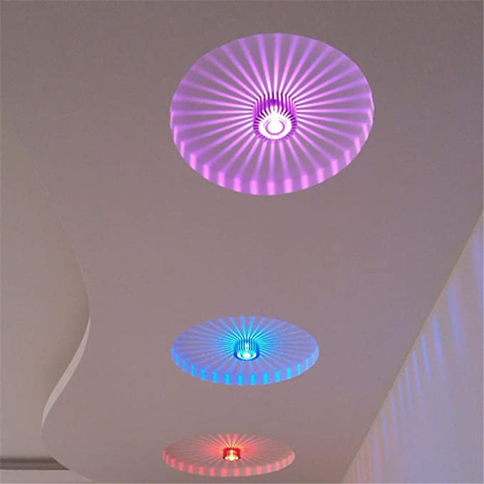 Lights & Lighting Capable 3w Led Home Ceiling Office Bars Or Any Other Lighting Occasions And Decoration Sun Flower Creative Led Ceiling Lights