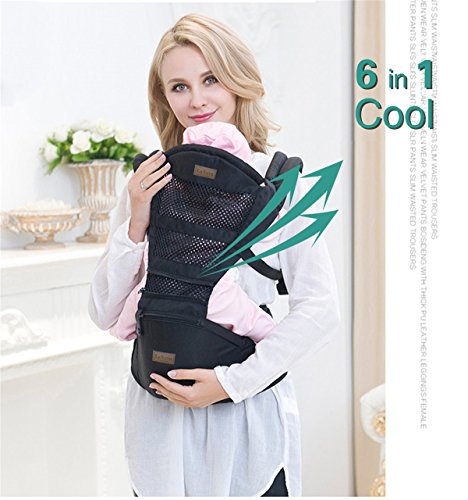 Baby Carrier BEST for Newborn Child Backpack Kangaroo Carry Safer NOW 360° Ergonomic Baby Child Carrier The COMPLETE Original -Purple