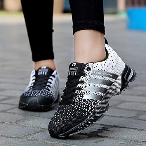 Shock Baloncesto Fitness Running Absorber 38 Shoes Running Negro Sneakers 46 Zapatillas Hombre Deporte Outdoor Deportivas tanqdSqx
