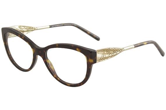 e637d227c02f BURBERRY Eyeglasses BE 2210 3002 Havana 53MM at Amazon Men's ...