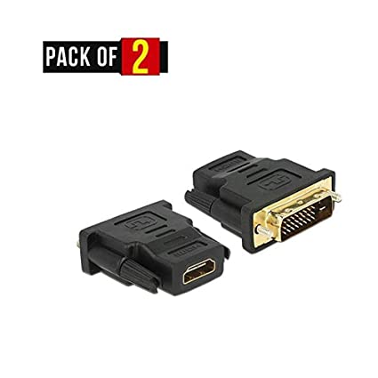 DVI-I dual link female to female pass-through adapter DVI-IF-IF-V1A