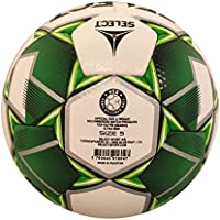 Select Numero 10 - Balón de fútbol, Color White/Green, tamaño 5 ...