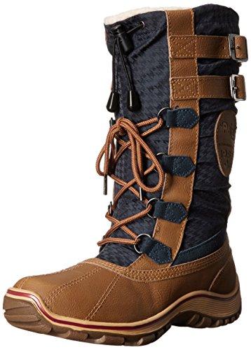 Pajar Womens Adriana Boot Cognac/Navy XlMH0xQ