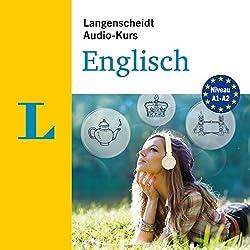 Langenscheidt Audio-Kurs Englisch: Niveau A1-A2
