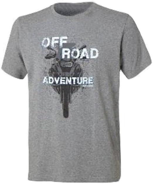 Camiseta Adventure Hombre BMW Motorrad 2018 – Gris M: Amazon.es: Coche y moto