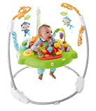 Fisher-Price - CHM91 - Jumperoo Jungle - Jouet Musical