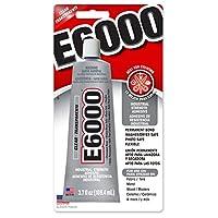 E6000 230010 Adhesivo Craft, 3.7 onzas fluidas