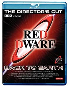 Red Dwarf: Back to Earth [Blu-ray]