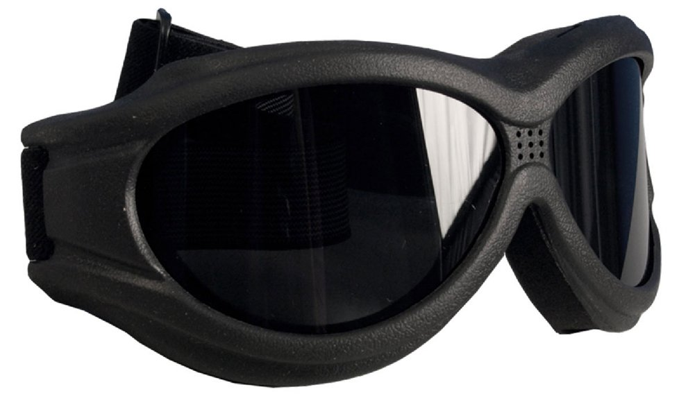 Big Ben Motorcycle Goggles Smoke Lense Fit Over Glasses