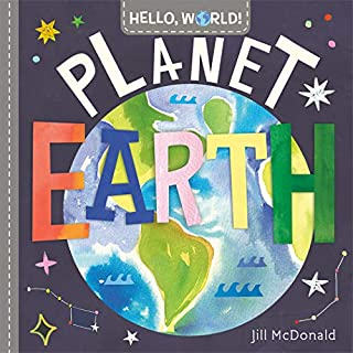 Book Cover: Hello, World! Planet Earth