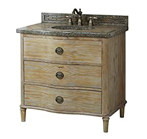 Crawford and burke b2b georgia vanity with wood base - Crawford and burke bathroom vanity ...