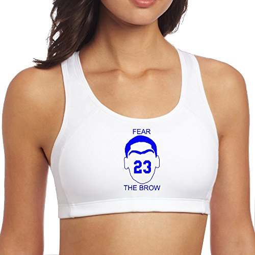 23 Costume Miley Cyrus (AOLM Women's Fashion Fear The Brow #23 Anthony Yoga Vest)