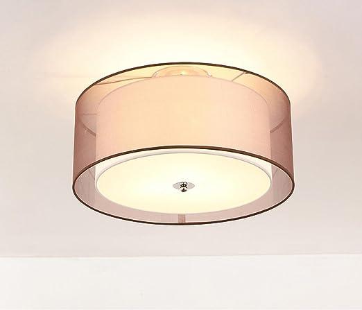 Diseño moderno redondas - Lámpara LED de techo (plástico ...