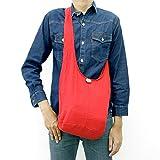 Taruron Dyed Thai Lounge Cotton Cross Body Bohemian Style Bag (Red)