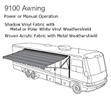 dometic awning motor - Dometic 915NR18.000B 9100 Power Patio Awning