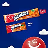 Airheads Candy, Individually Wrapped Full Size