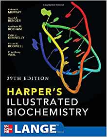 Harpers Illustrated Biochemistry 30th Edition (30th ed.)