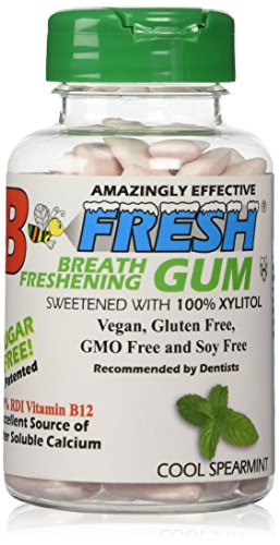 B-Fresh Spearmint 100 pieces (4.69 Ounce)