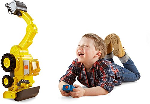 Fisher Price Bob The Builder  R C Super Scoop