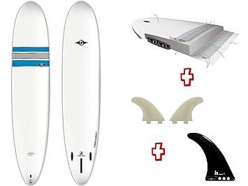 BIC 9 0 LONGBOARD Ace de Tec Tabla de Surf
