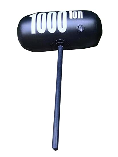 Amazon.com: Inflable 1000 ton Martillo Juego accesorio para ...