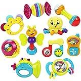 ROYALS Multicolor Rattles for Kids