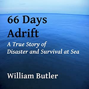 66 Days Adrift Audiobook