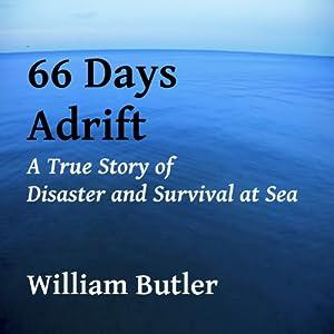 66 Days Adrift Audiobook