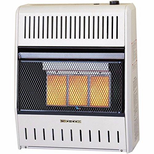 dual gas heater - 6