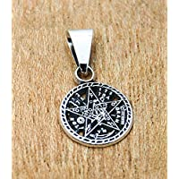 Dije De Plata Tetragramaton 1
