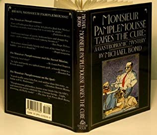 book cover of Monsieur Pamplemousse Takes the Cure