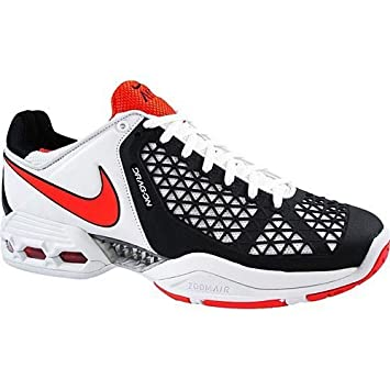 buy popular ee417 c631c Nike Men s Air Max Breathe Cage II 317887 161 (Size 14)  Amazon.co.uk   Sports   Outdoors