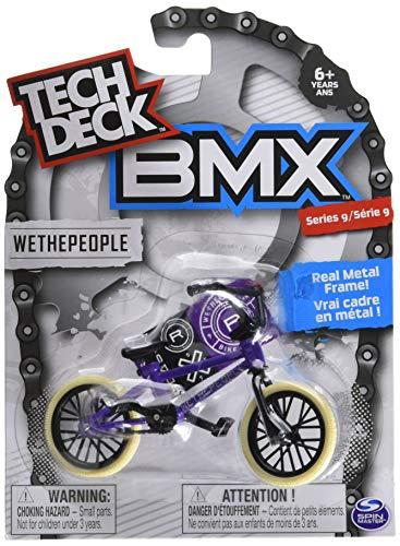 Tech Deck BMX Series 9 WETHEPEOPLE Purple Finger Bike - 20103167 by Tech Deck (Image #2)