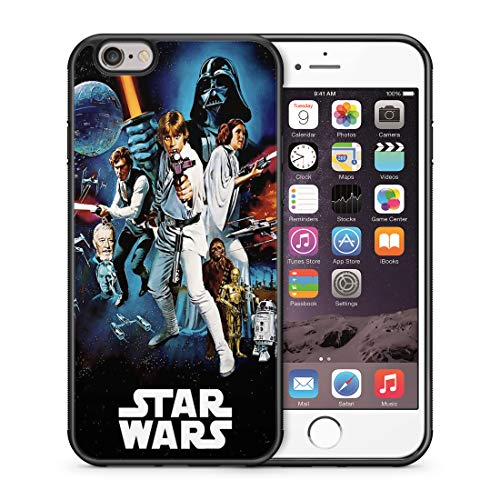 ModifiedCases Vintage 1 Starwars Bumper Case Compatible with Apple iPhone 6 Plus/6s Plus