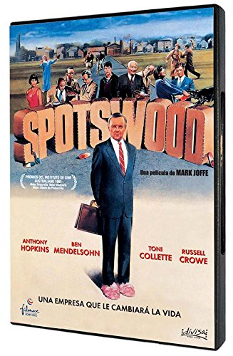 Amazon.com: Spotswood (Import Movie) (European Format - Zone 2): Movies & TV
