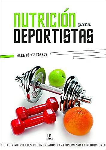 Tipos de dietas para deportistas pdf