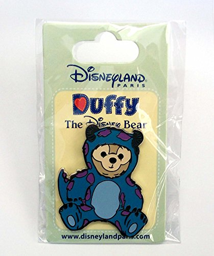 Disneyland Paris Duffy As Sulley Halloween
